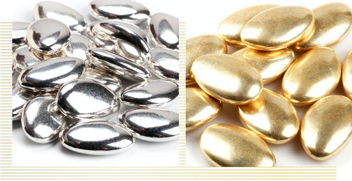 Confetti-argento-e-oro