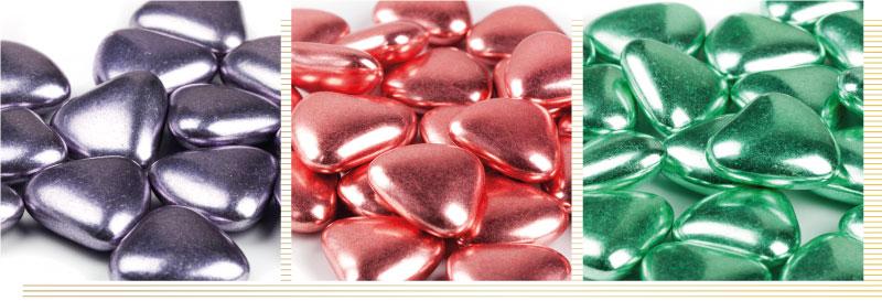 confetti-cioccolato-cuori-argento-colorato